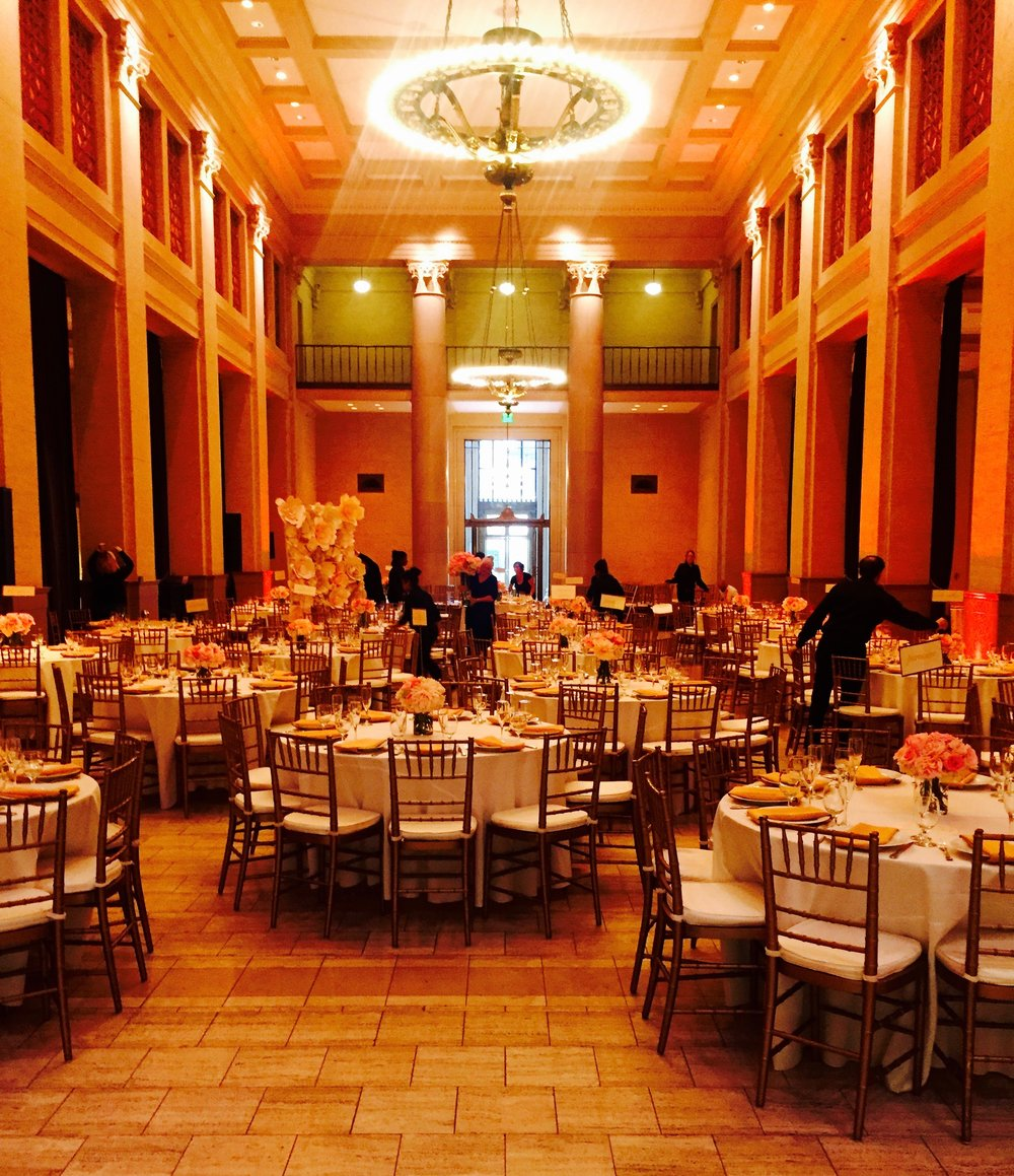 Event at the Bently Reserve
