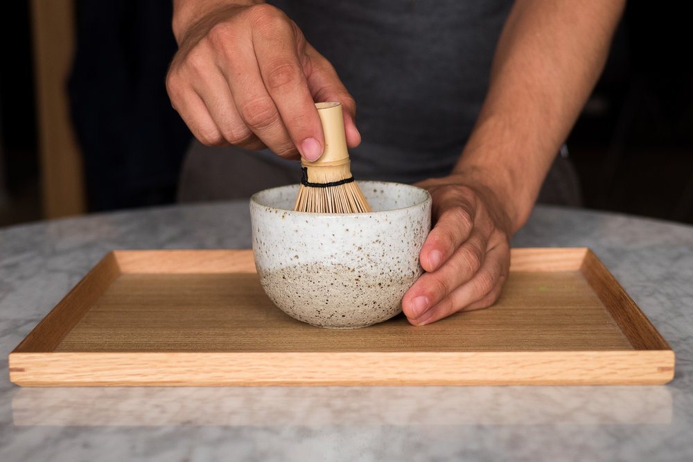 How to whisk the perfect matcha -