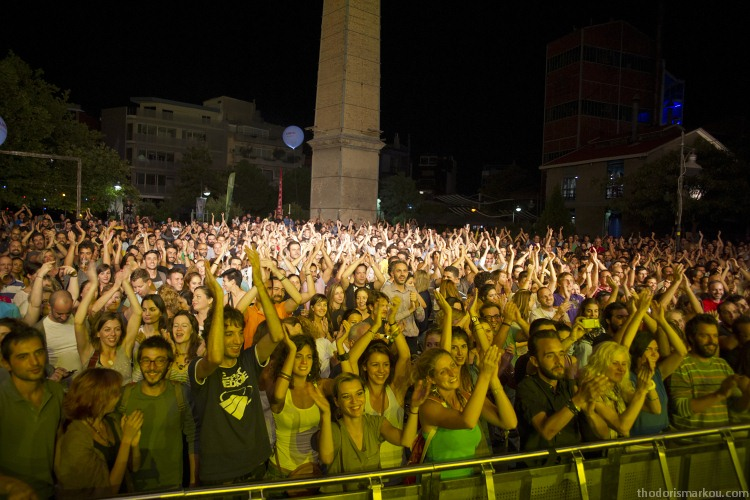 ark festival 2012 - λουκιανός κηλαηδόνης