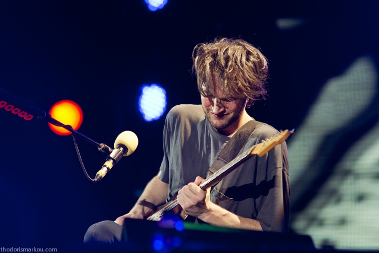 red hot chili peppers - josh klinghoffer
