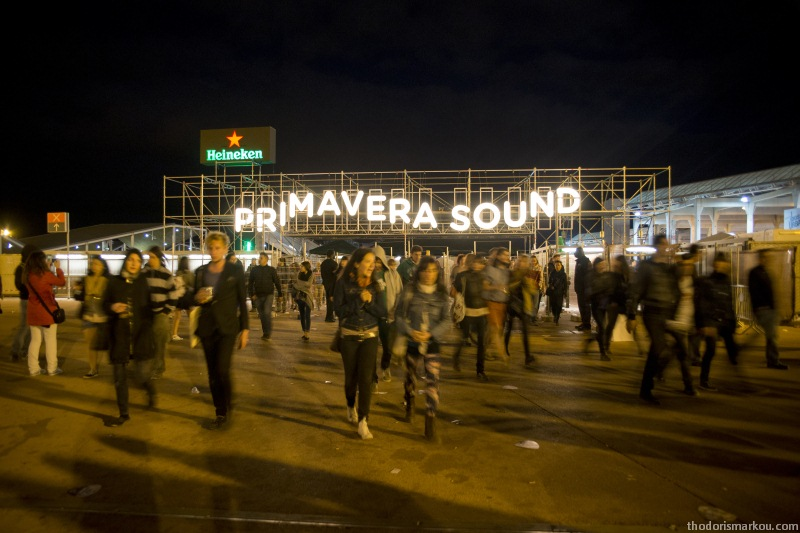 primavera sound 2013 | animal collective