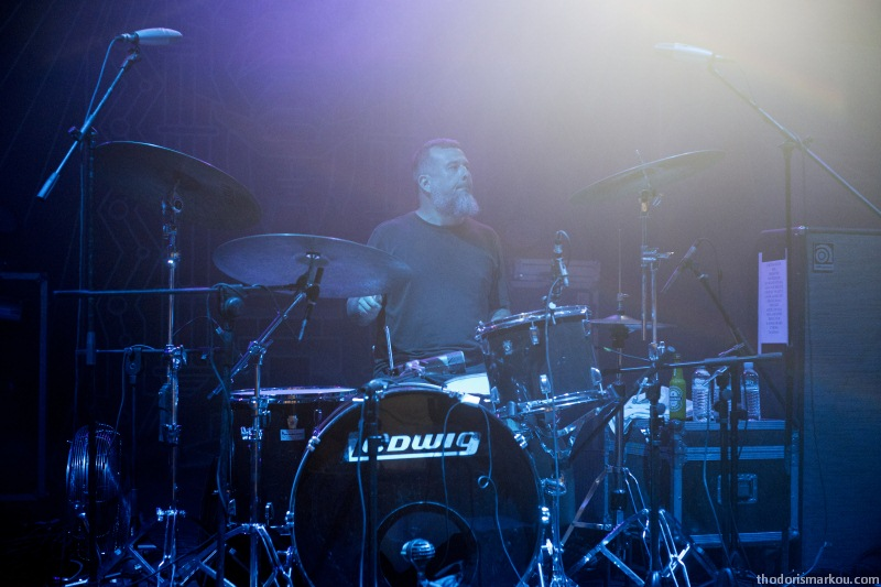 clutch | earth rocker tour | entertainment stage | athens 14/07/2013