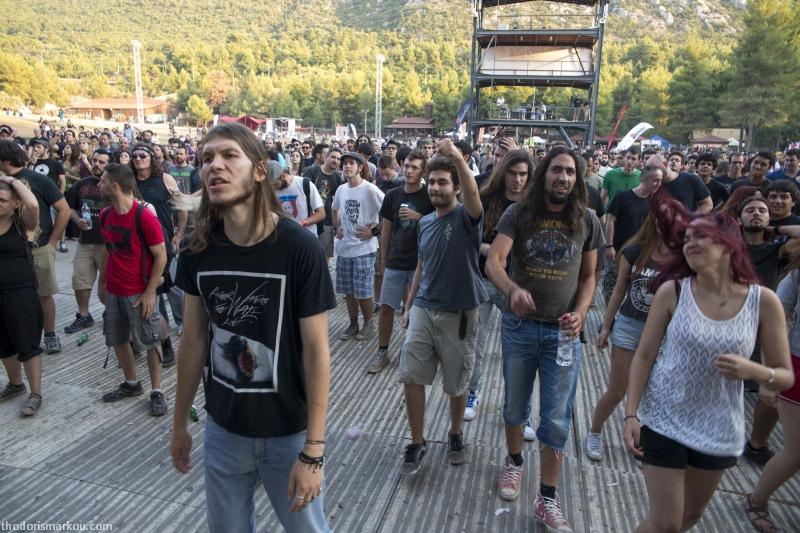 rockwave 2013 | marky ramone's blitzkrieg