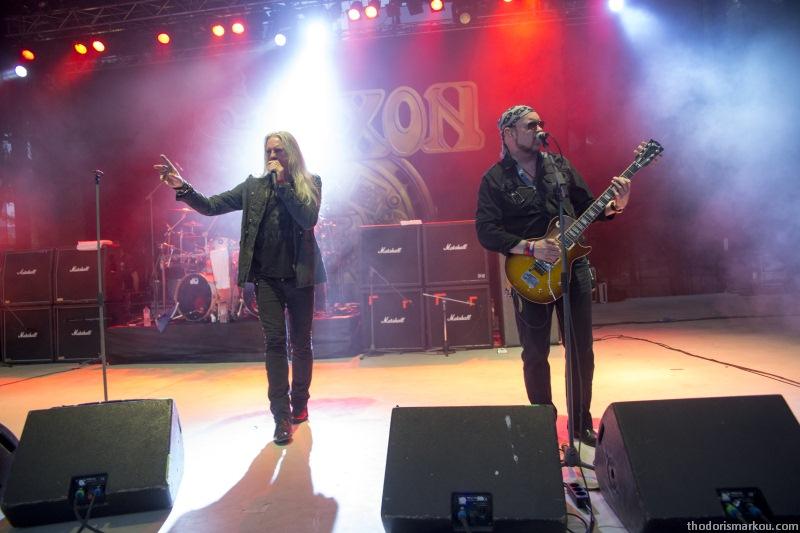 rockwave 2013 | saxon