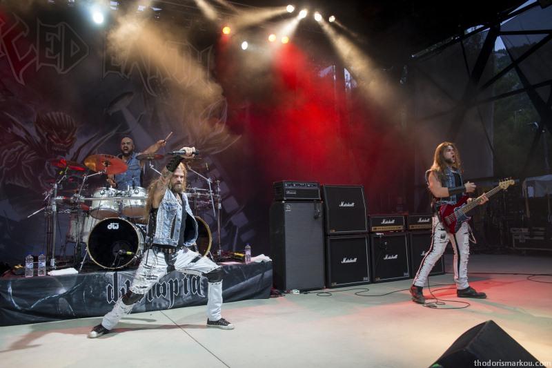 rockwave 2013 | iced earth