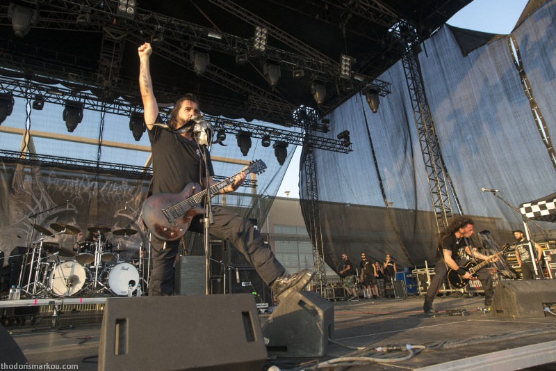 heavy by the sea | rotting christ