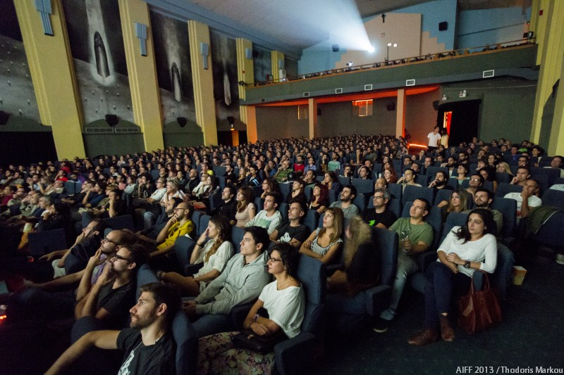 Athens International Film Festival 2013