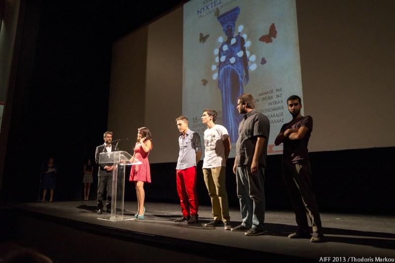 Athens International Film Festival 2013