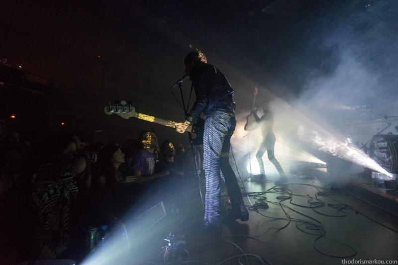 a place to bury strangers   fuzz club, athens, 19/10/2013