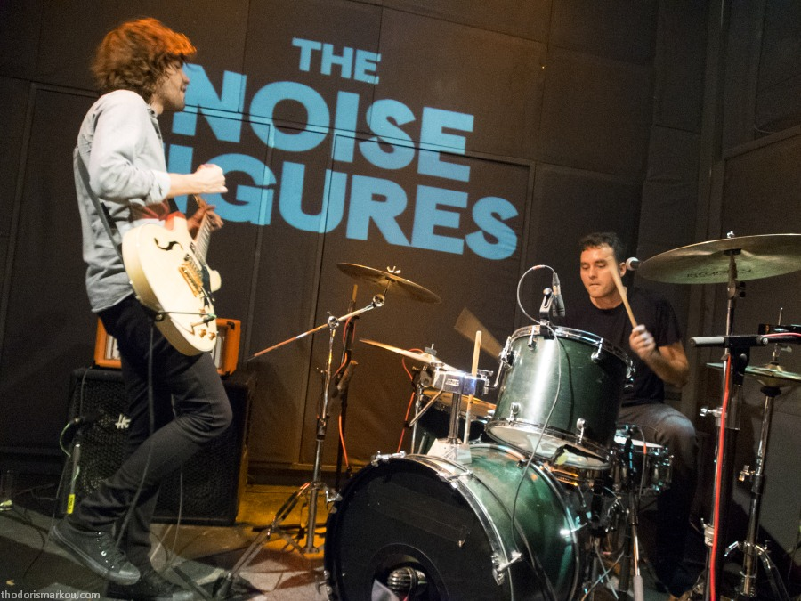 the noise figures