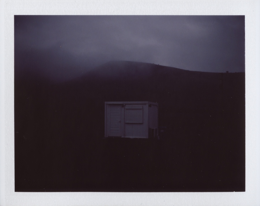 polaroid land camera 250 | fuji fp-100c silk