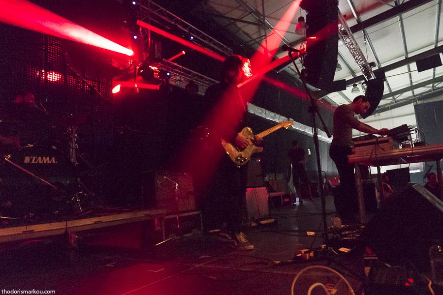 plissken festival 2014 | suuns