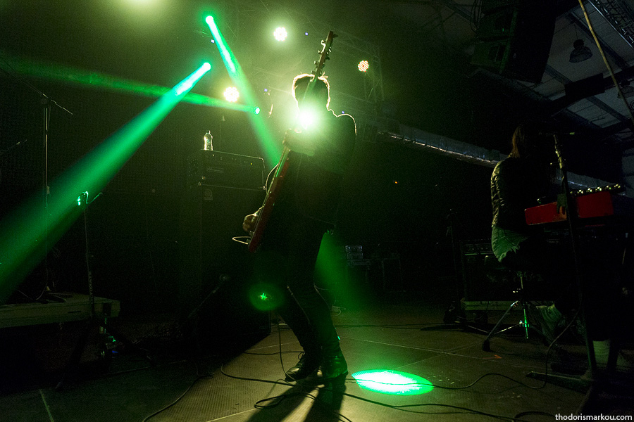 plissken festival 2014 | crocodiles