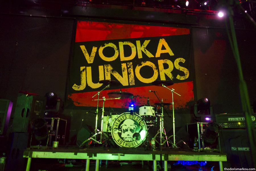 vodka juniors | gagarin 205 | athens | 20/12/2014