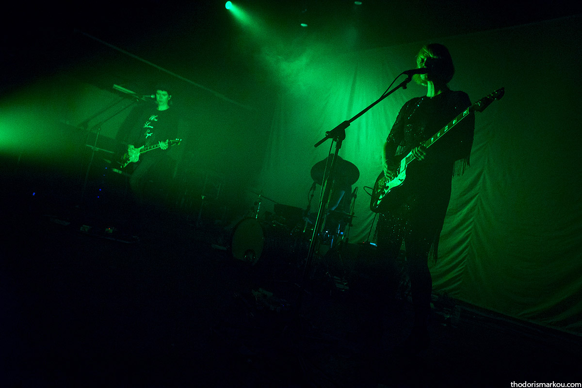 the raveonettes | gagarin 205, athens | 30/01/2015