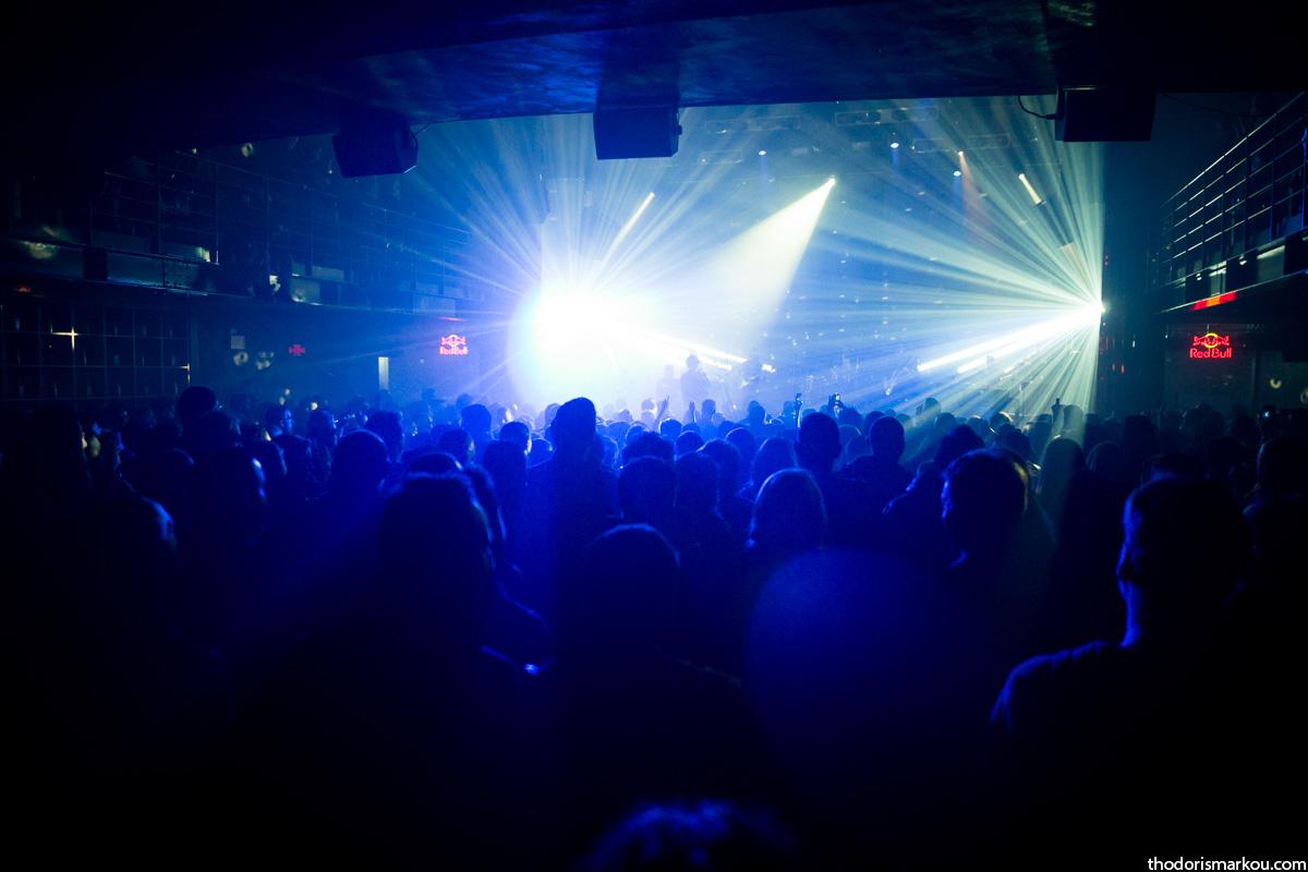 monika: secret in the dark | fuzz club, athens | 27/02/2015