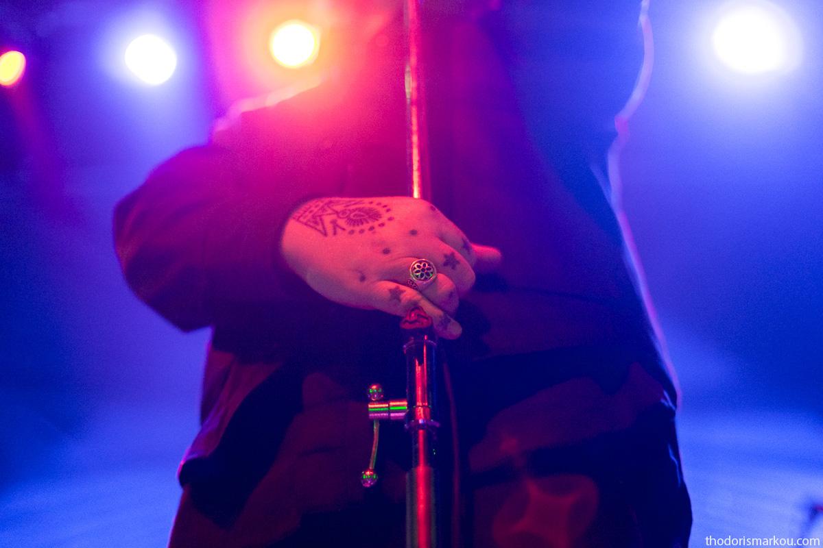 mark lanegan | gagarin 205 | athens | 19/03/2015