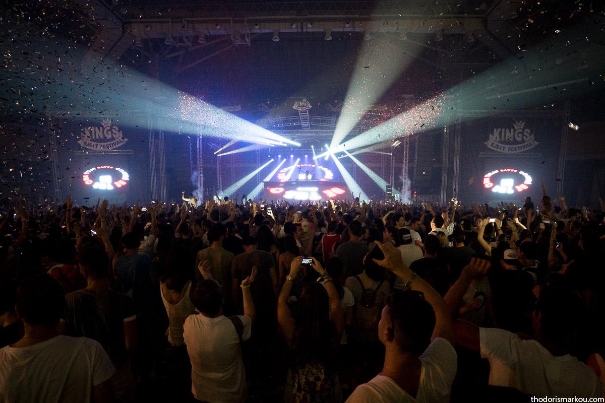 steve aoki | ejekt festival 2015 | 15/07/2015