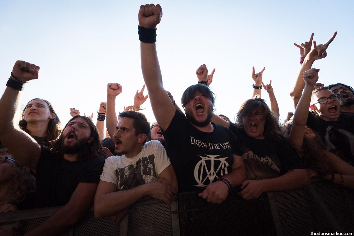 rotting christ | rockwave 2015 | 04/07/2015