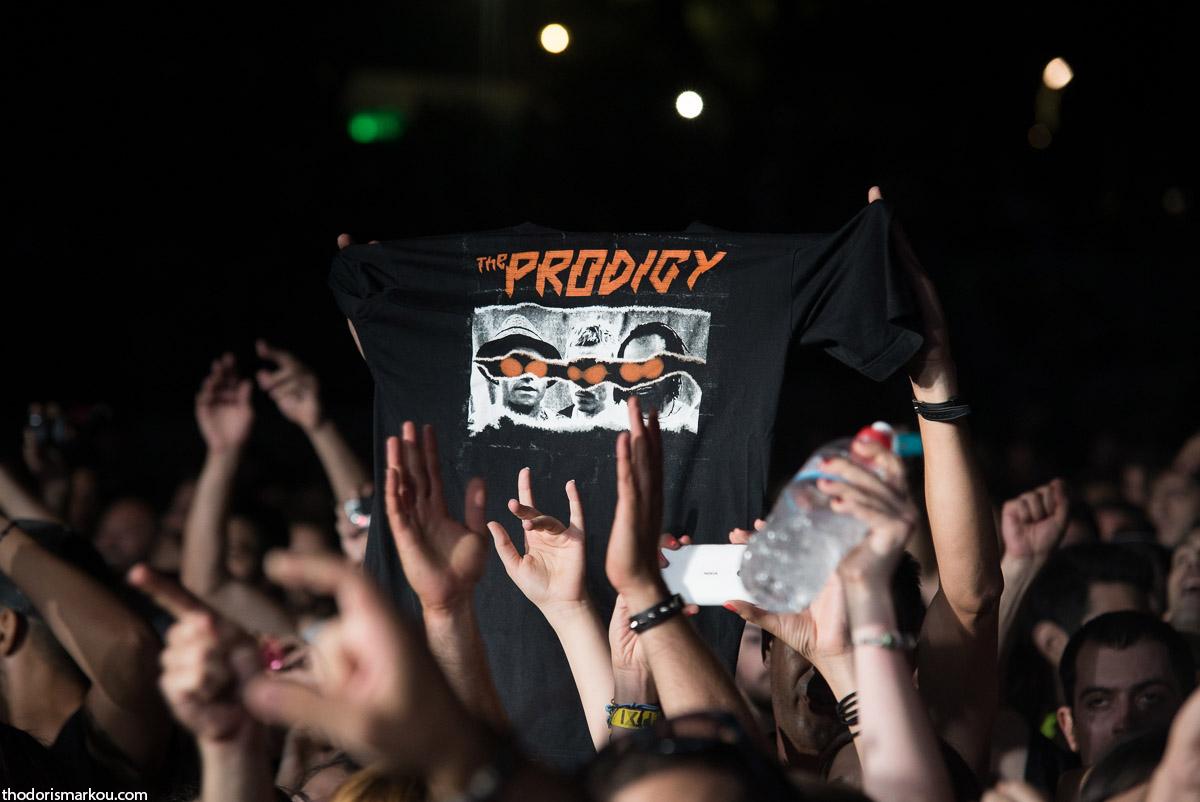 the prodigy | rockwave 2015 | 04/07/2015