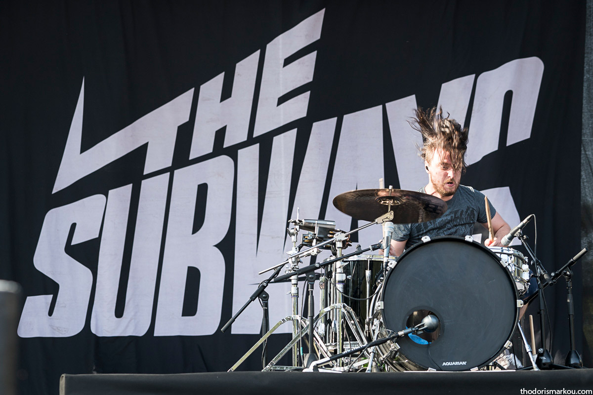 subways | rockwave 2016 | 05/06/2016