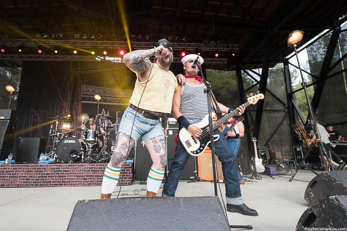 turbonegro | rockwave 2016 | 05/06/2016