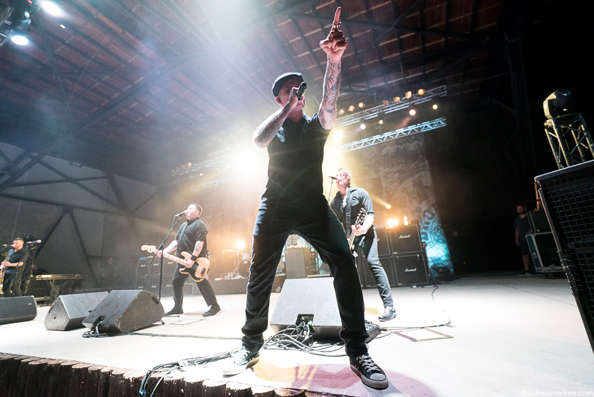 dropkick murphys | rockwave 2016 | 05/06/2016