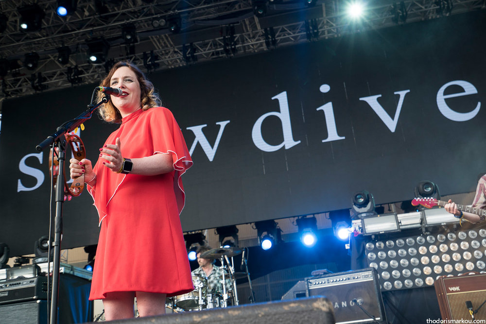 slowdive | release athens 2016 | 07/06/2016