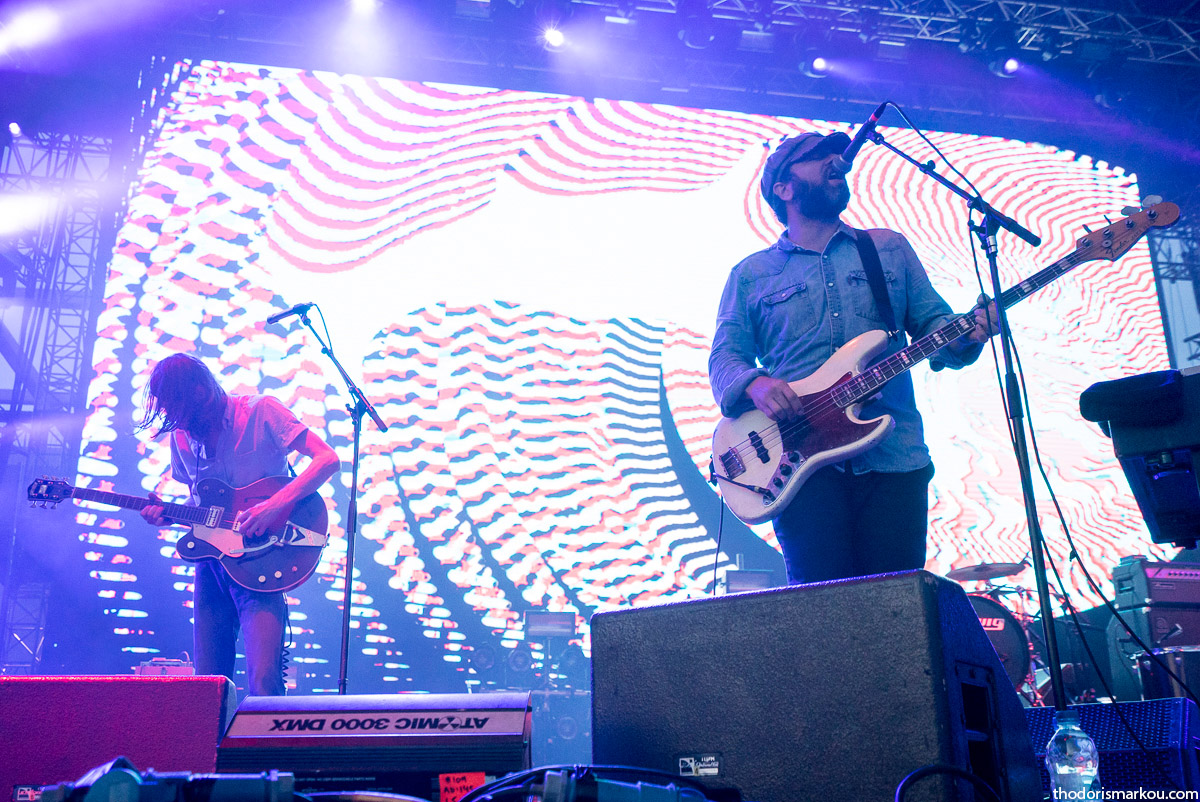 the black angels | release athens 2016 | 13/06/2016
