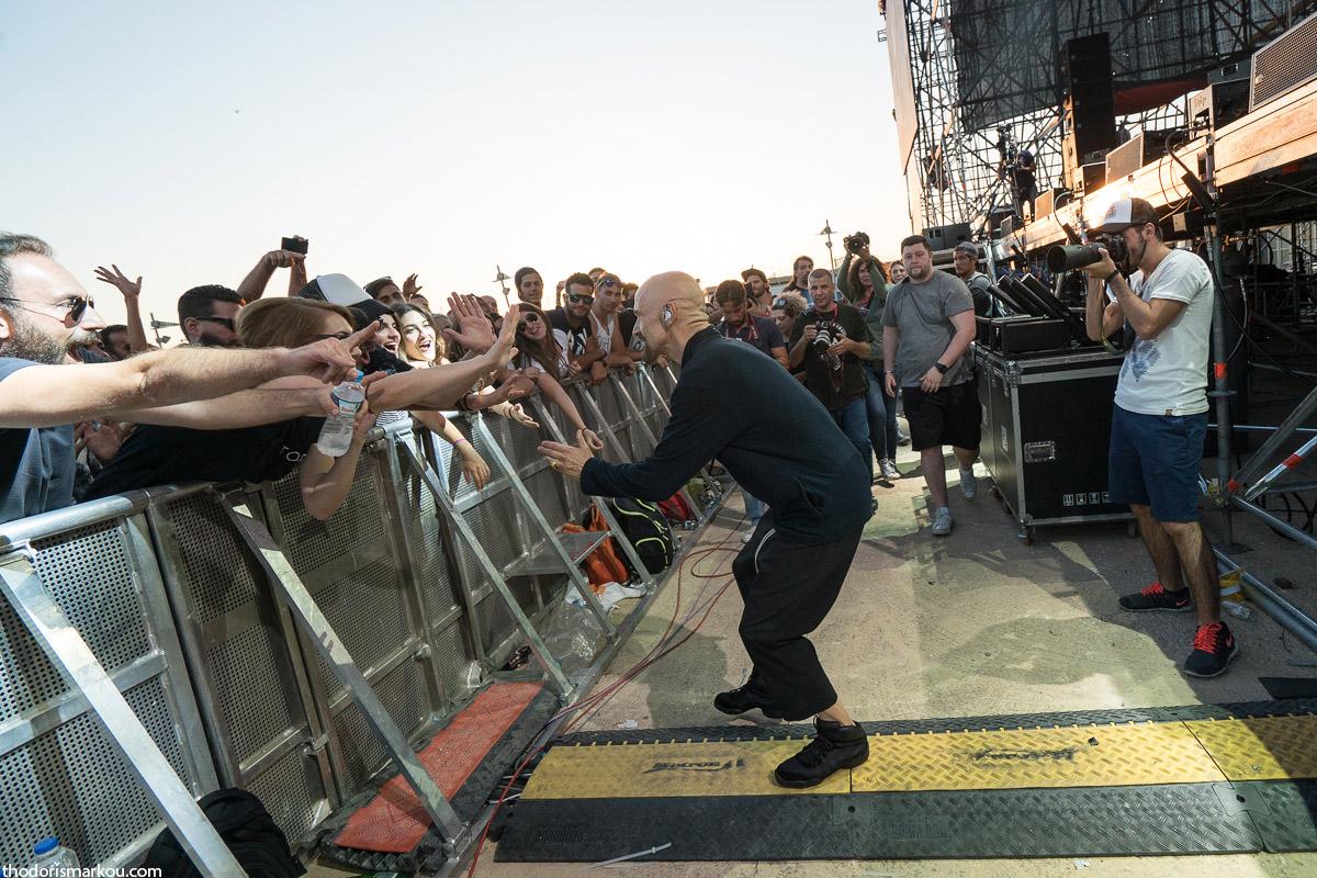 james | ejekt festival 2016 | 08/07/2016