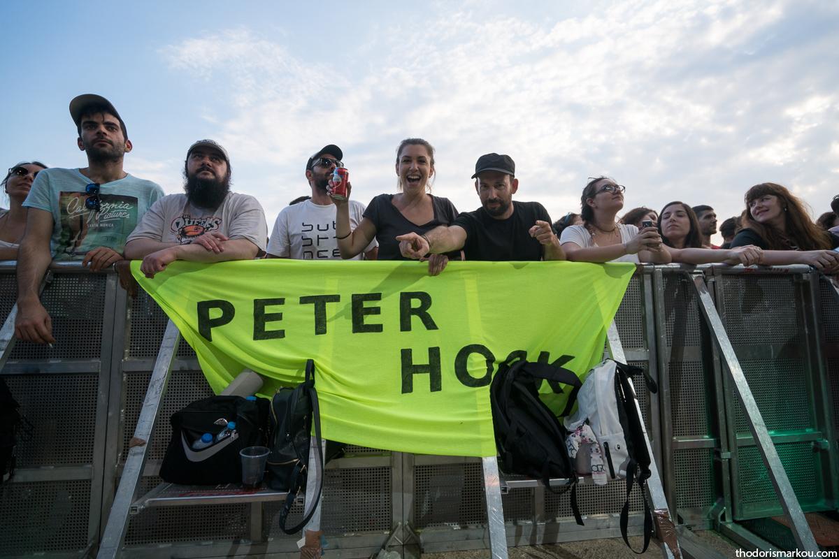 Peter Hook 14/07/2017 | EJEKT 2017