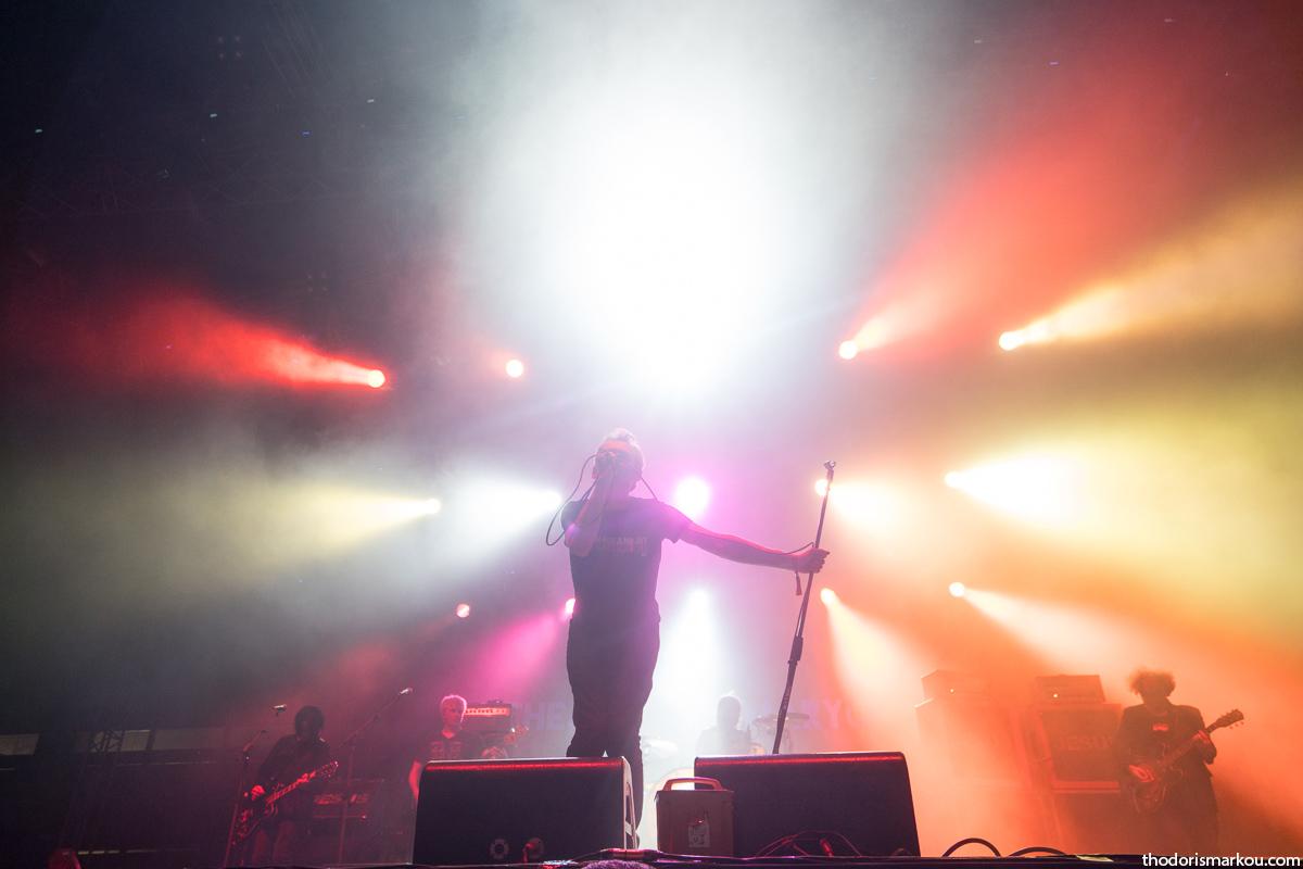Jesus & Mary Chain 14/07/2017 | EJEKT 2017
