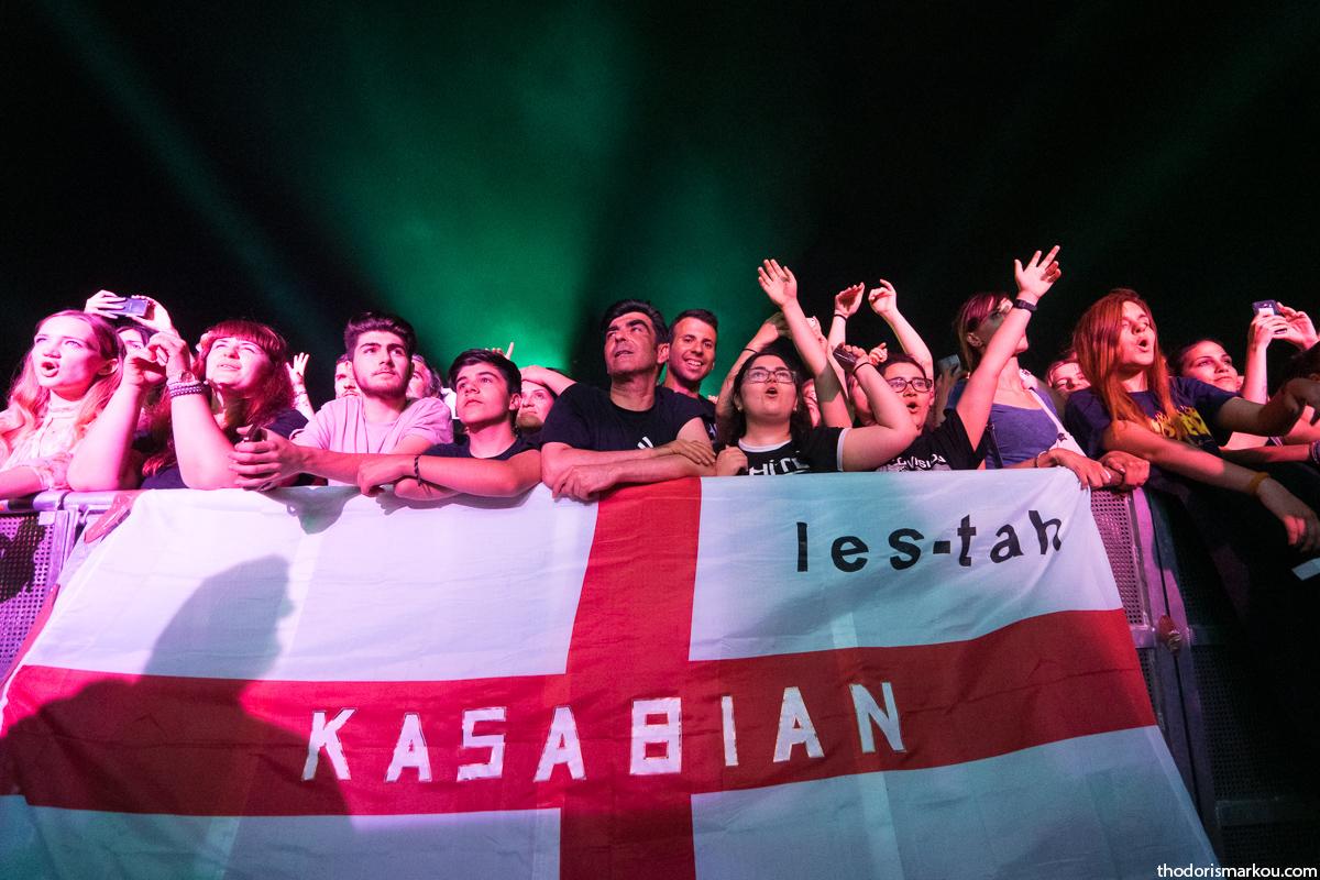 Kasabian 14/07/2017 | EJEKT 2017