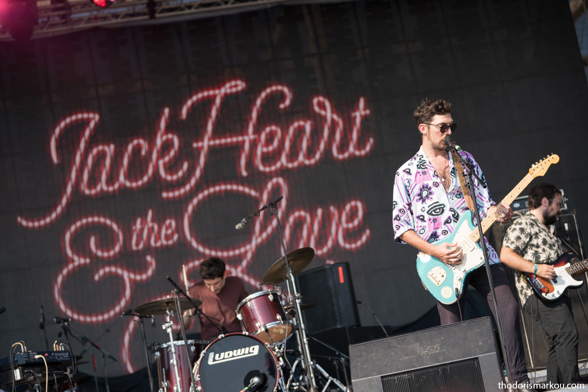 EJEKT Festival 2018: Jack Heart and the Love Ghosts