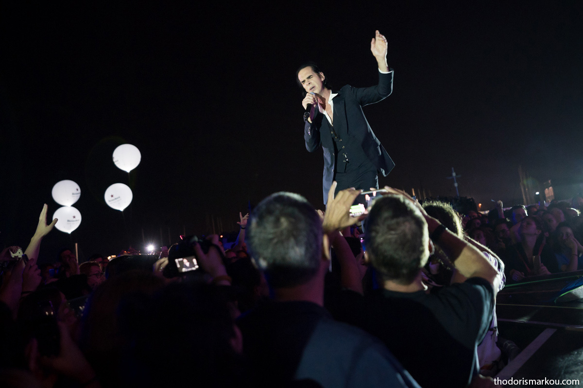 EJEKT Festival 2018: Nick Cave & the Bad Seeds