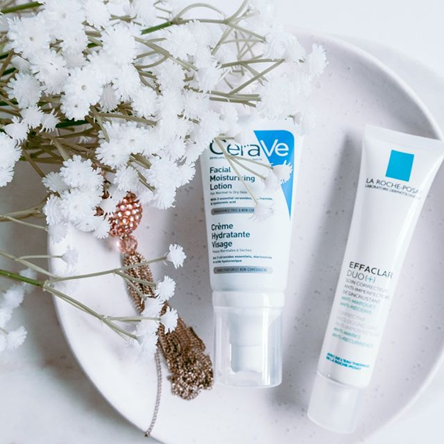 ✖️ Did you know that Cerave is now available at Chemist Warehouse?! I was so excited to try out some of the products I haven't been able to get from iHerb. I also picked up a tube of La Roche Posay's Effaclar Duo+ which I'm excited to start using soon! - - - #cerave #larocheposay #skincare #skincareroutine #skincareproducts #skincareblogger #skincarelover #glowingskin #bbloggerau #bbloggersau #ausbeautyblogger #beautybloggerau #beautybloggersau #highlighter #makeupreview #makeupblog #luxurybeauty #skincareluxury #ausbeautybloggers #theluxelife #motd #hudabeauty #makeupjunkie #makeupflatlay #vanities #beautifulmess #mybeautifulmess #pursueyourpassion #liveinspired #inspirationdaily
