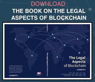 The Legal Aspects of Blockchain