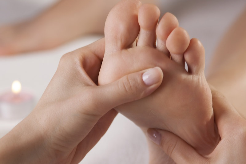 Reflexology Sessions - Every Friday - Reflexology is the holistic understanding, study and practice of treating points and areas in the feet and hands that relate to corresponding parts of the body.For more information, click the Reflexology button below.