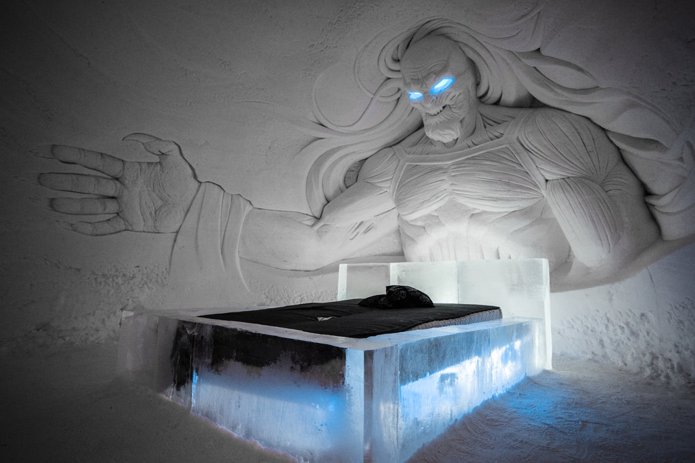(c) Lapland Hotels Snow Village