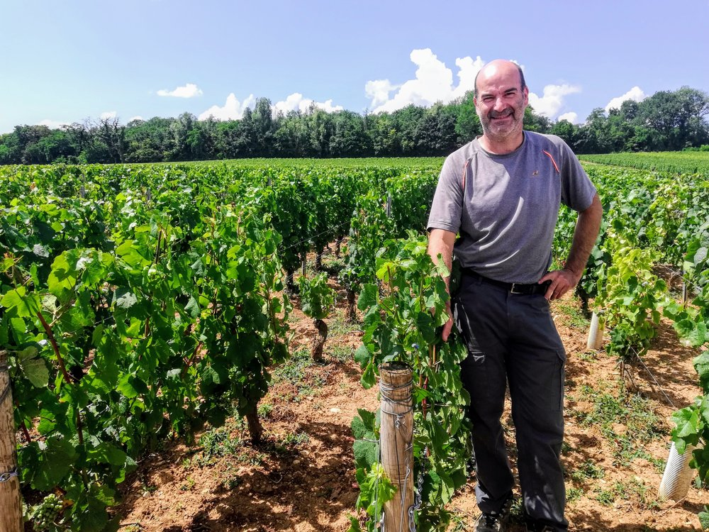 Meet the winemaker! - Founded in 1899, this estate of 20 hectares is now managed by Christine and her brother Vincent, supported by this wife Geneviève. This family estate rhymes with authenticity, respect and loyalty. Located in Corgoloin, it is ideally based in the heart of the