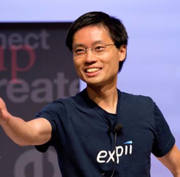 Po-Shen Loh   Math Professor at Carnegie Mellon University, Founder of expii.com