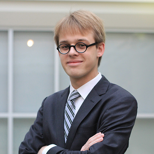Asher Silverglade   Carnegie Mellon Student, Class of 2020