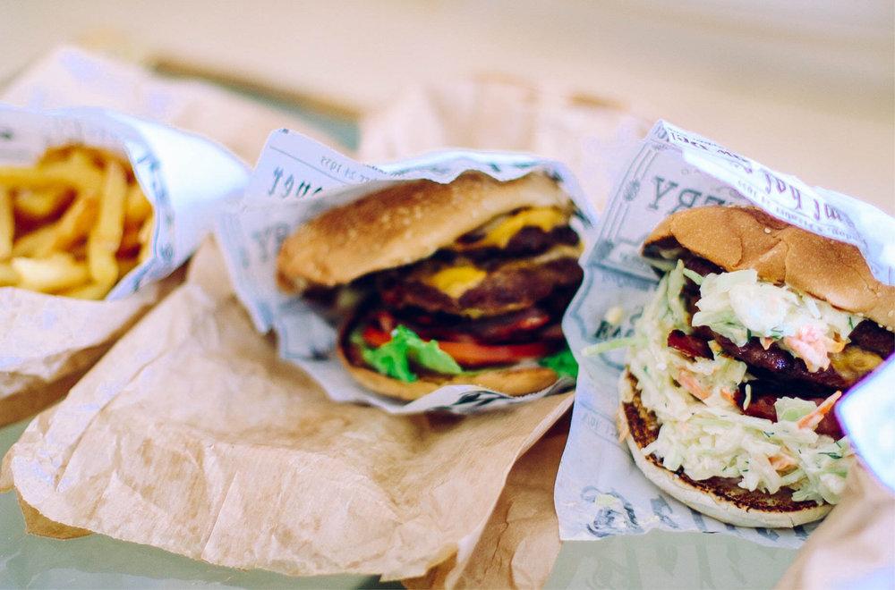 Streetfood - 'Ceci n'est pas du streetfood.'