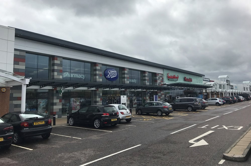 Inverness Shopping Park
