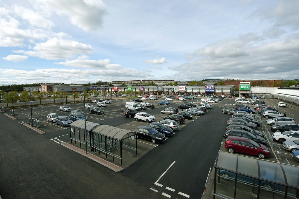 Great Western Retail Park, Glasgow