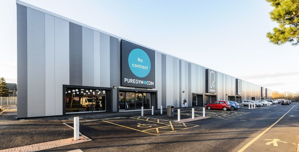 Paisley Retail Park