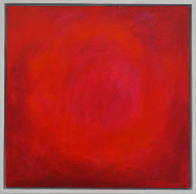 LIFE ENERGY  –  Acrylics on canvas. 80cm x 60cm.  SOLD 🔴
