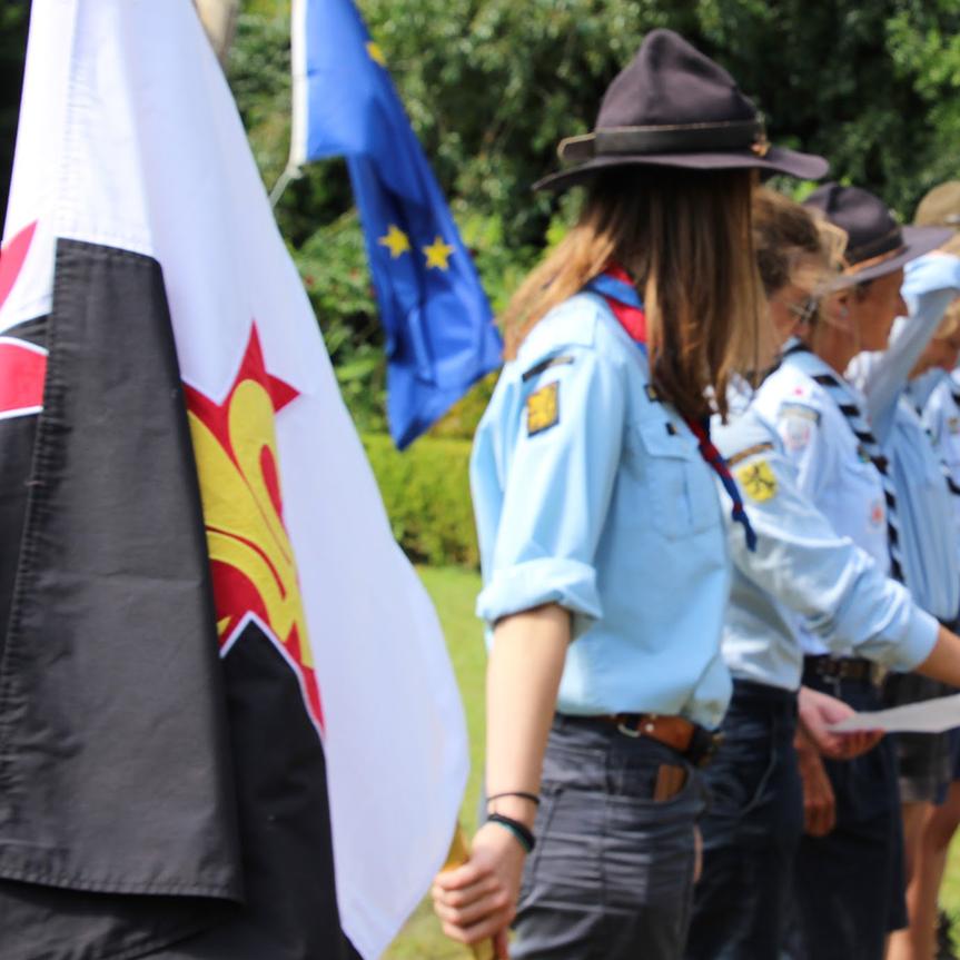 Europagidsen en -scouts:wie zijn wij? - Onze scouting helpt kinderen en jongeren om zich te ontplooien via spelen in de natuur, samenwerking en zin voor verantwoordelijkheid. Ontdek wat ons uniek maakt!Hier staan wij voor
