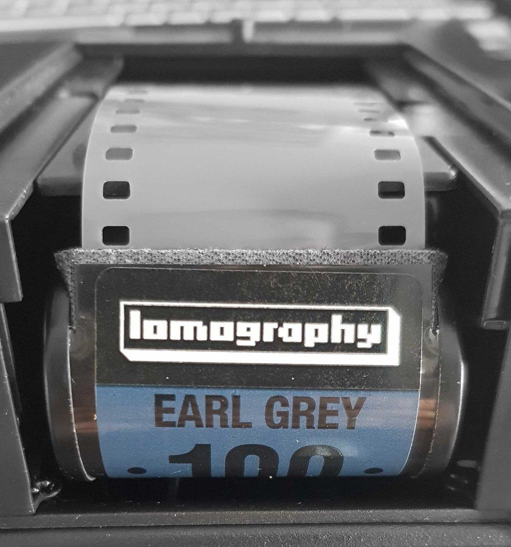 Lomography earl grey