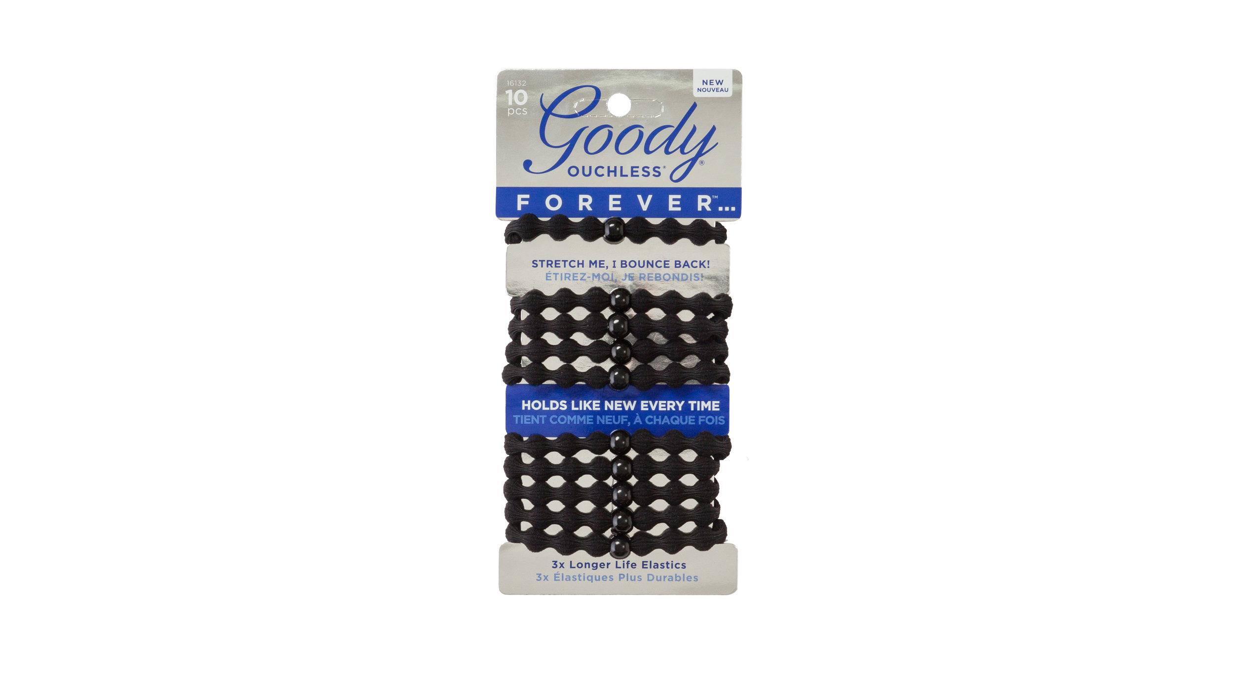 Goody Ouchless Forever Hair Elastics 336e494c53d